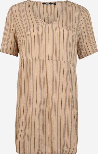Vero Moda Curve Robe 'ZANNA' en beige, Vue avec produit