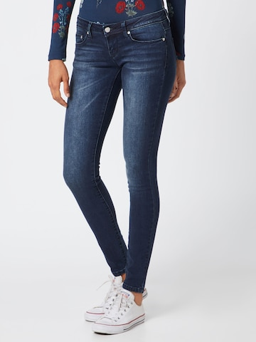 ONLY Jeans 'Wonder Life' in Blauw