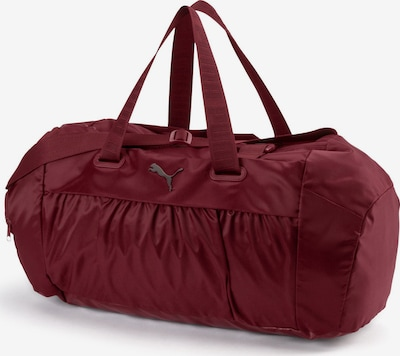 PUMA Tasche 'Active Training Sports Duffle' in merlot, Produktansicht