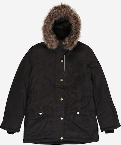 NAME IT Zimska jakna | svetlo rjava / črna barva, Prikaz izdelka