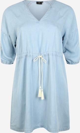 Zay Kleid 'YINGE' in blue denim / hellblau, Produktansicht