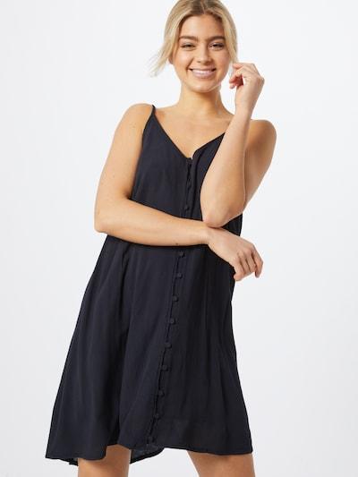 ROXY Kleid 'SIREN' in schwarz, Modelansicht