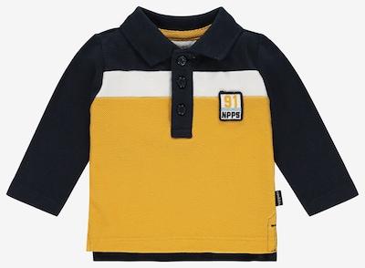 Noppies T-Shirt 'Austin' en miel / anthracite / blanc, Vue avec produit