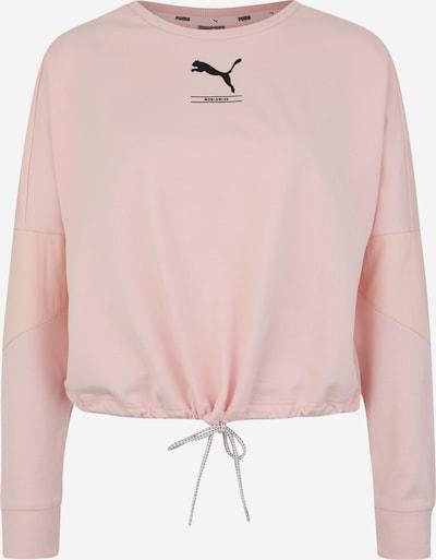 PUMA Sport-Sweatshirt 'Nu-tility Crew Sweat' in rosa, Produktansicht