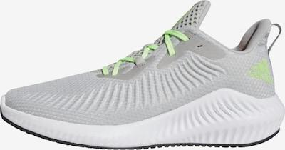 ADIDAS PERFORMANCE Sportschuh in grau / neongrün / weiß, Produktansicht
