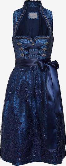 MARJO Dirndl 'Genissa ' in nachtblau, Produktansicht