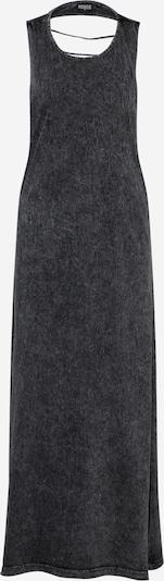 Urban Classics Kleid in anthrazit: Frontalansicht