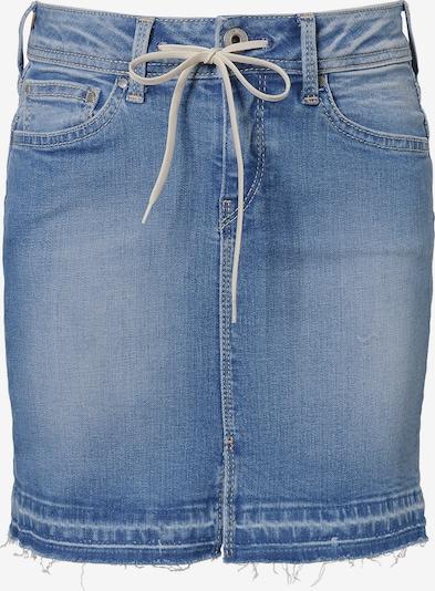Pepe Jeans Jeansrock in blau, Produktansicht