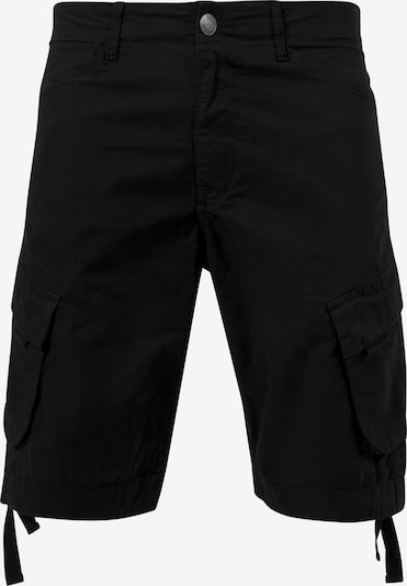 Urban Classics Kargo hlače | črna barva, Prikaz izdelka