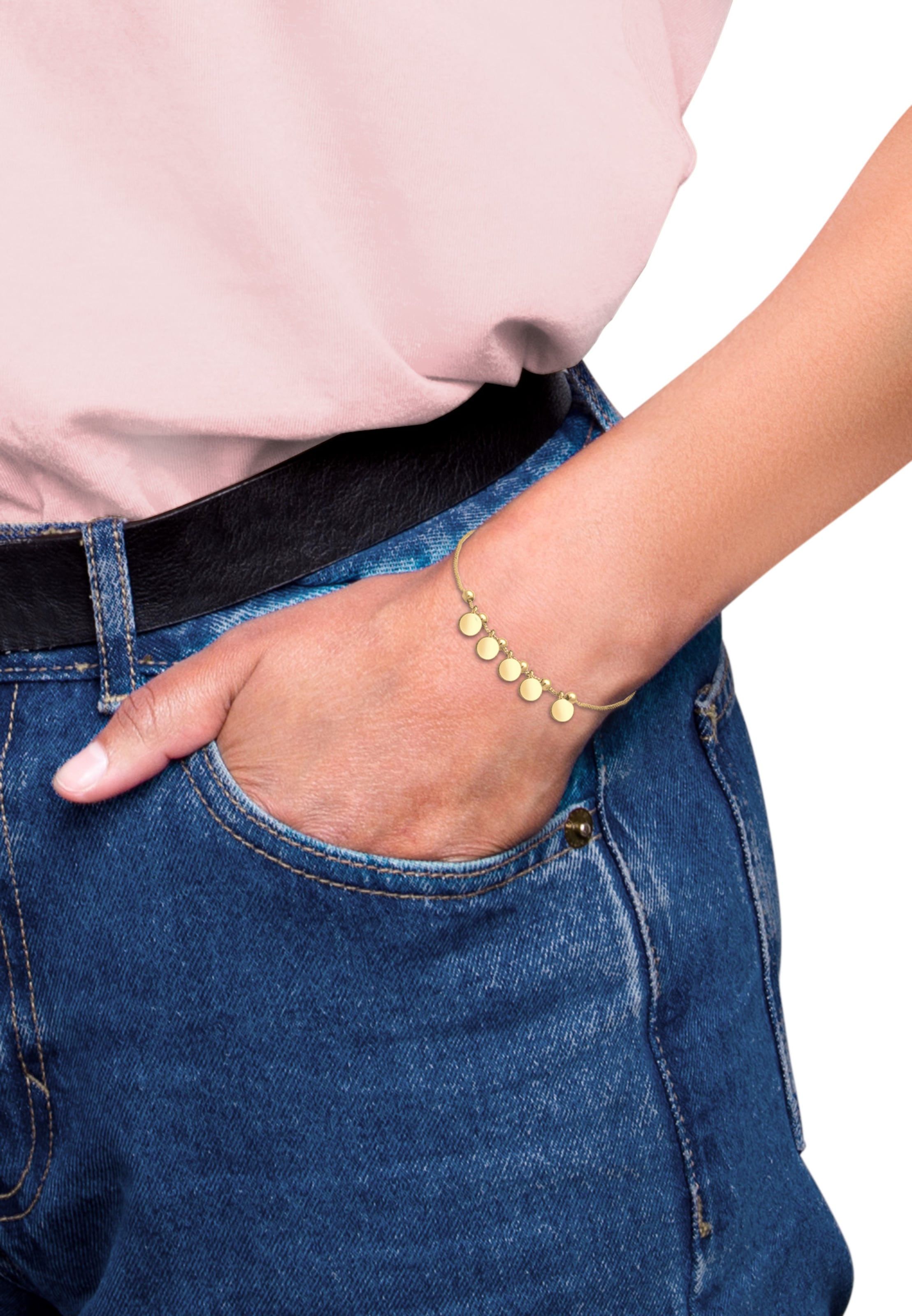 Elli Elli In Armband Armband 'geo' Armband Elli Gold 'geo' In Gold In 'geo' mwnv8ON0