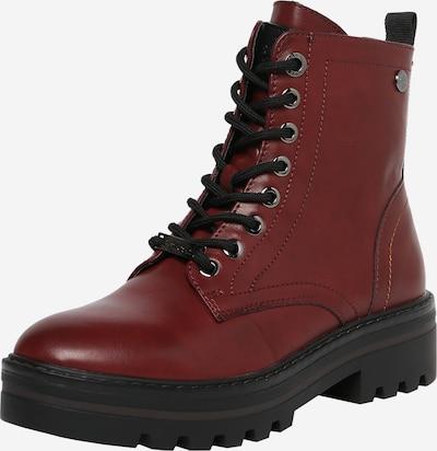 Suvarstomieji kulkšnis dengiantys batai iš Refresh , spalva - kraujo spalva / juoda, Prekių apžvalga