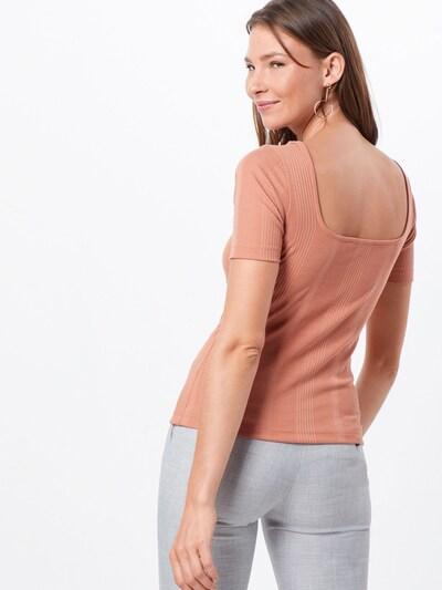 ABOUT YOU T-Krekls 'Gitta Shirt' pieejami oranžs: Aizmugures skats
