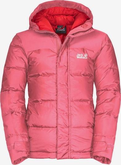 JACK WOLFSKIN Daunenjacke 'MOUNT COOK' in pink, Produktansicht