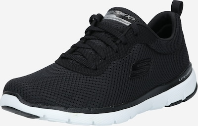 SKECHERS Damen - Sneaker 'FLEX APPEAL 3.0' in schwarz / weiß, Produktansicht