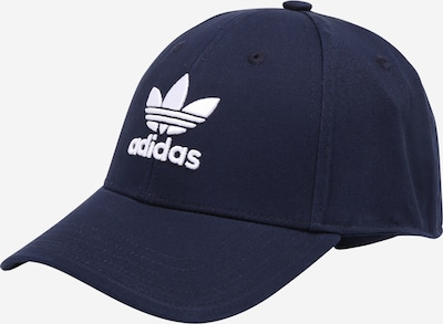 ADIDAS ORIGINALS Cap 'BASEB CLASS TRE' in navy: Frontalansicht