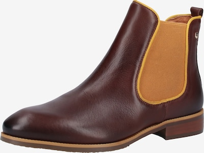 PIKOLINOS Chelsea Boots 'Royal' in braun / apricot, Produktansicht