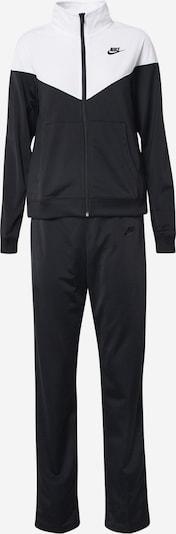 Nike Sportswear Strój do biegania w kolorze czarny / białym, Podgląd produktu