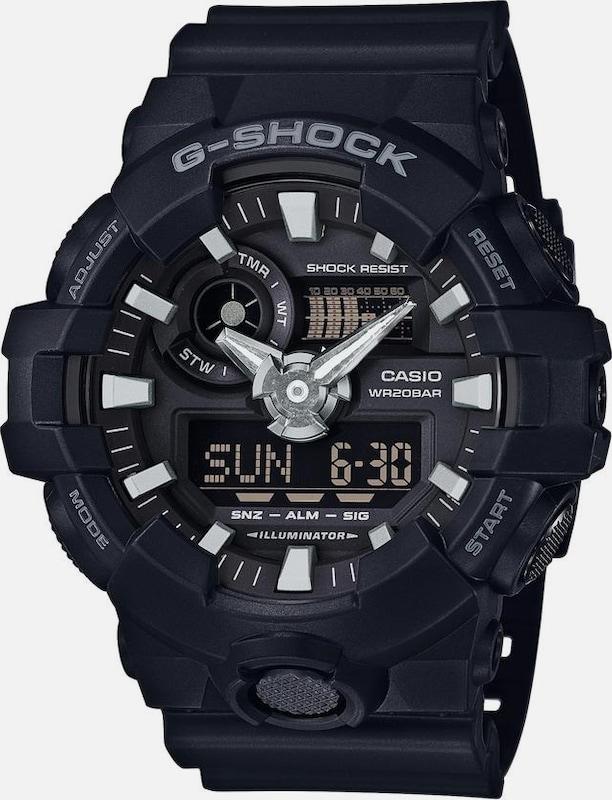 CASIO Chronograph 'GA-700-1BER'
