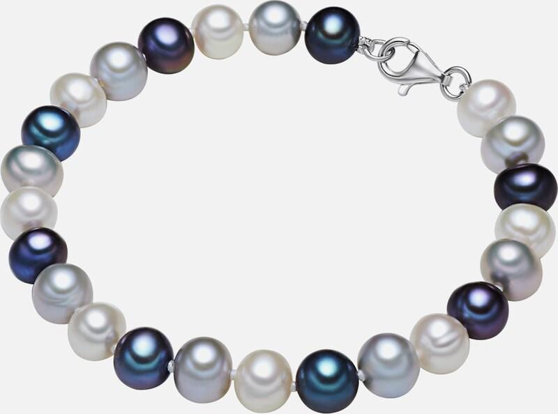 Valero Pearls Silberarmband mit Perlenbesatz