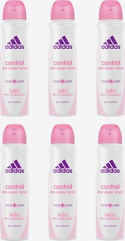 ADIDAS PERFORMANCE Deodorant 'Control' in White