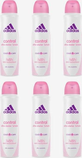 ADIDAS PERFORMANCE Deo-Spray 'Control' in weiß, Produktansicht