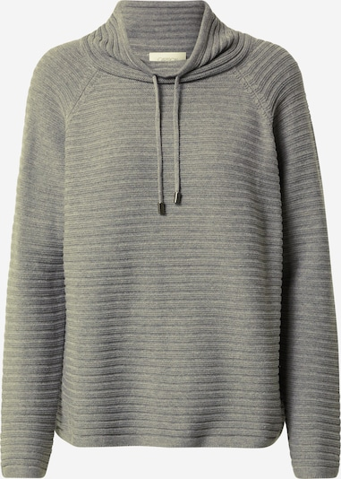 Cartoon Pullover in grau, Produktansicht