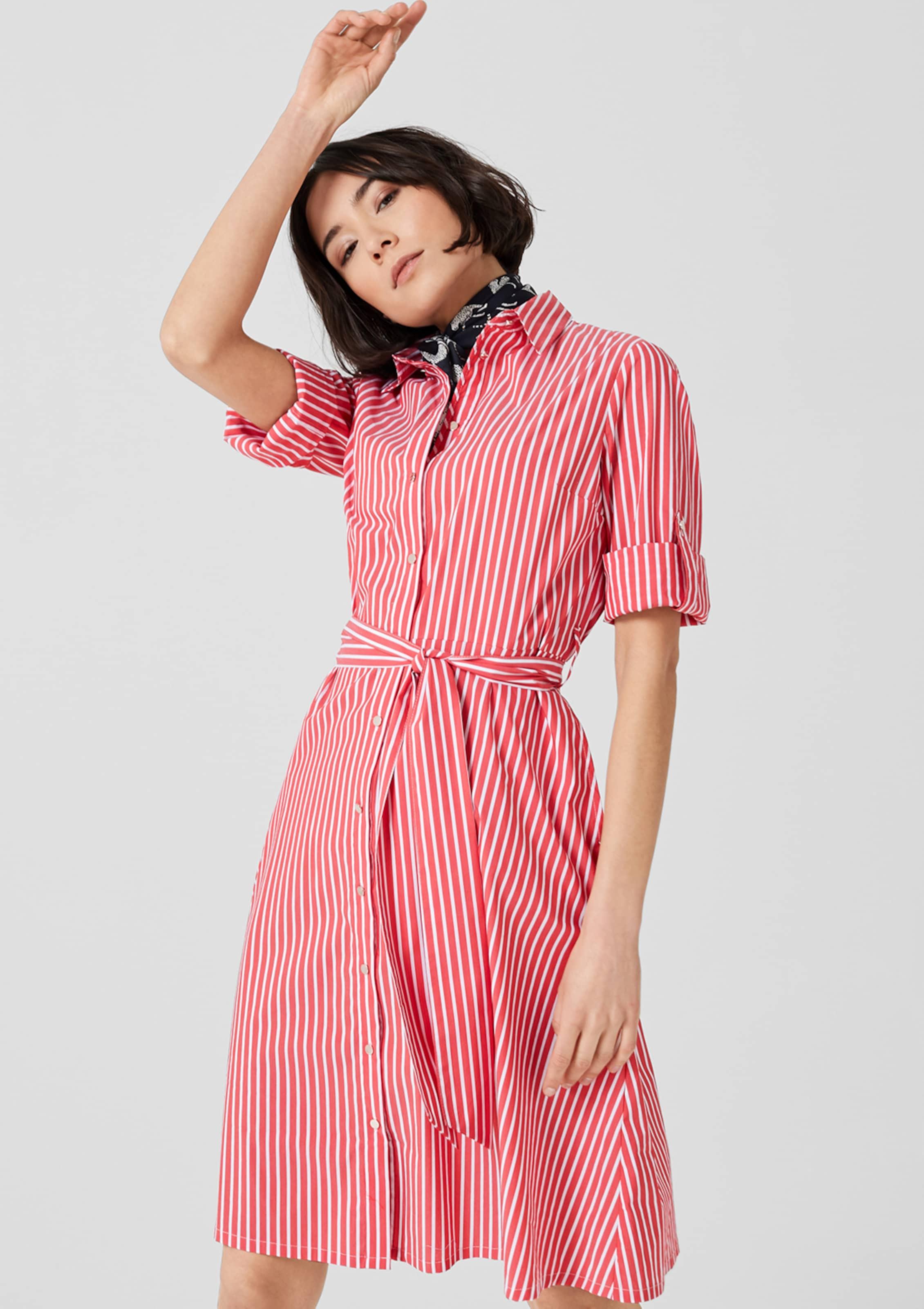 oliver RotWeiß Blusenkleid Blusenkleid In S oliver In S eWDYbHE2I9