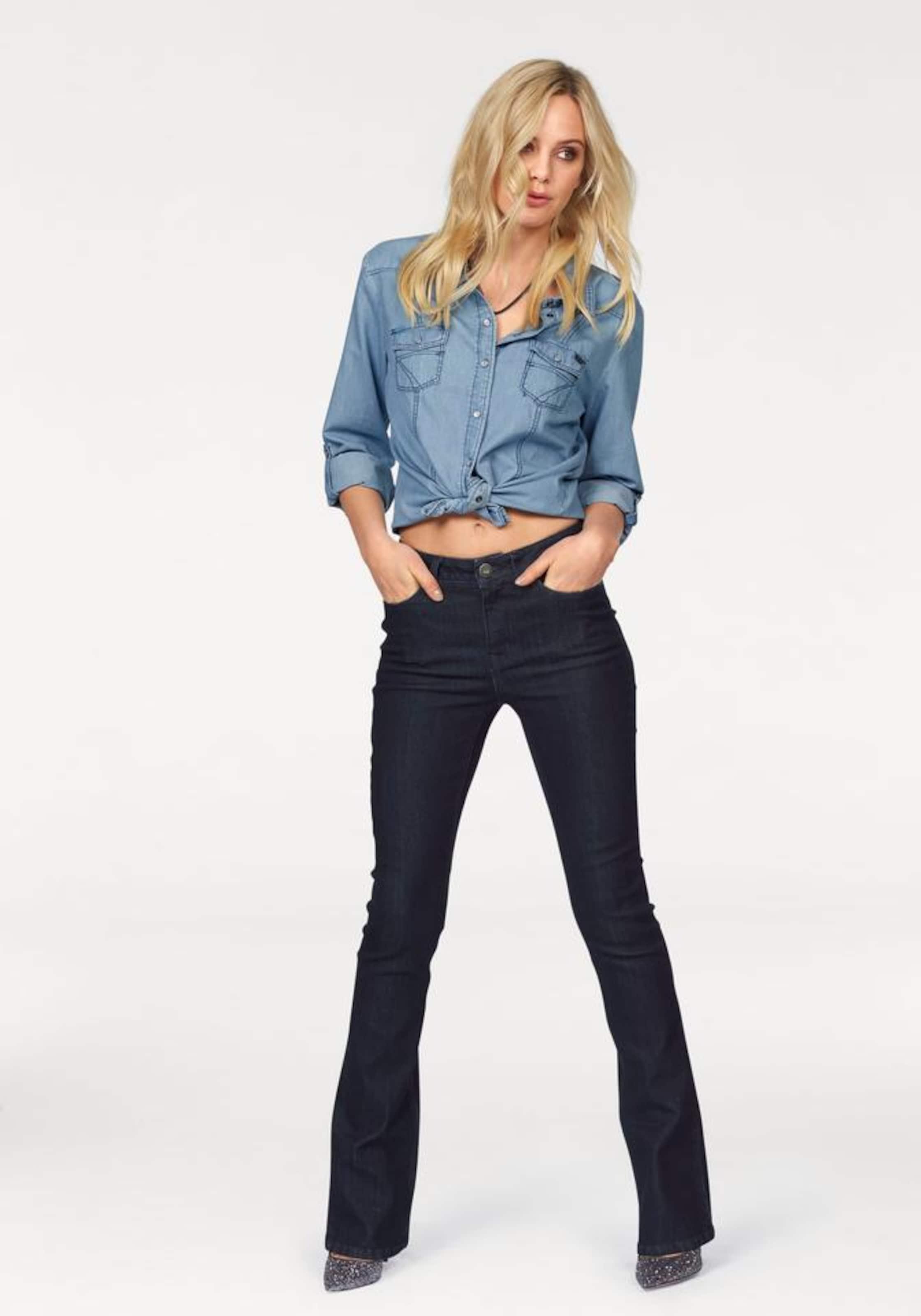 Arizona Jeans Jeans In Jeans Nachtblau In 'bootcut' 'bootcut' In 'bootcut' Arizona Arizona Nachtblau g7Yf6by