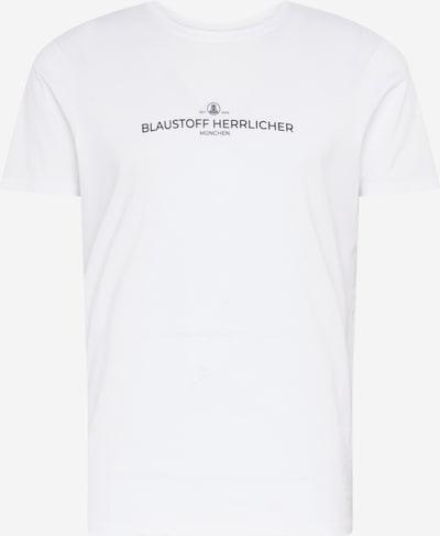 Herrlicher Shirt in schwarz / weiß, Produktansicht