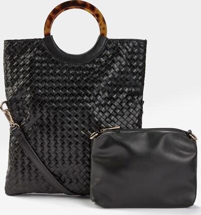 HALLHUBER Tasche in schwarz, Produktansicht