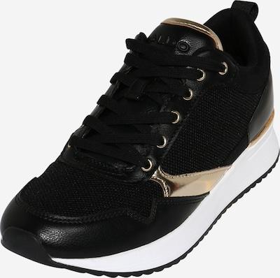 ALDO Sneakers laag 'Genica' in de kleur Goud / Zwart, Productweergave