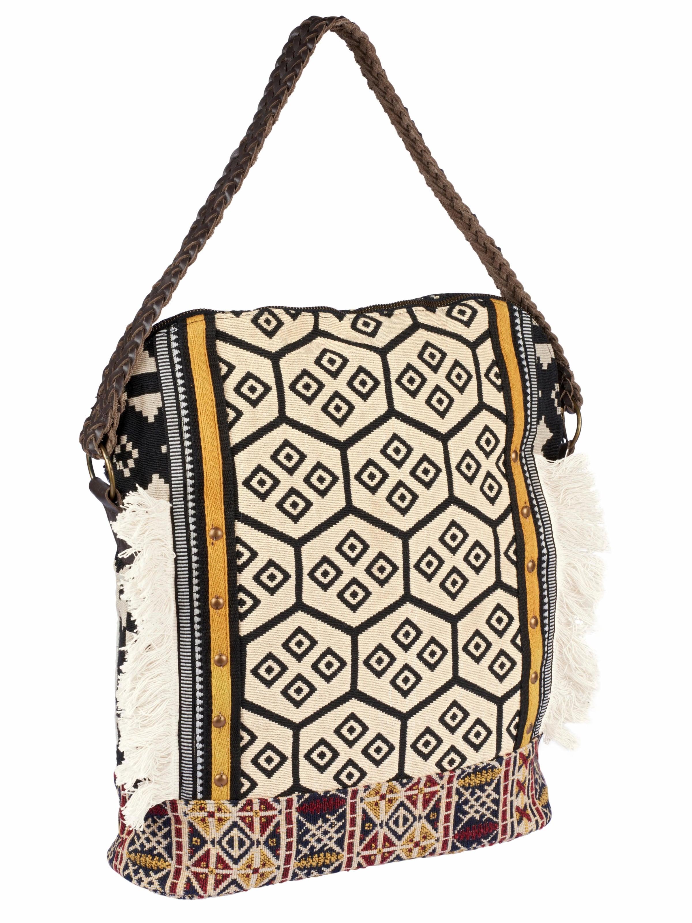 heine Tasche im Mustermix Klassische Online-Verkauf Günstig Kaufen Billig 8Ra928SyB7