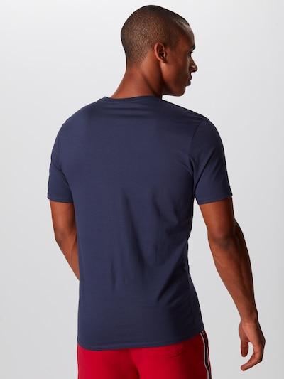 DRYKORN T-Shirt 'CARLO' in dunkelblau: Rückansicht