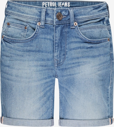 Petrol Industries Shorts in blue denim, Produktansicht