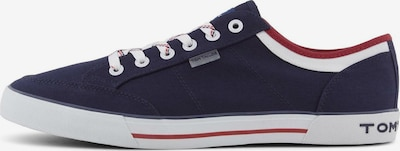 TOM TAILOR Shoes Sneaker mit Farbdetails in blau, Produktansicht