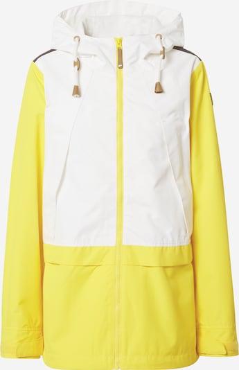 ICEPEAK Sportovní bunda 'EP ACERRA' - žlutá / černá / bílá, Produkt