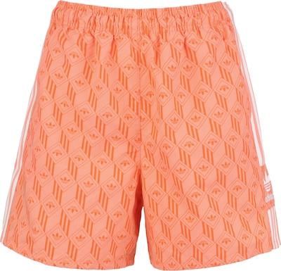 ADIDAS ORIGINALS Shorts ' Sportswear ' in orange, Produktansicht