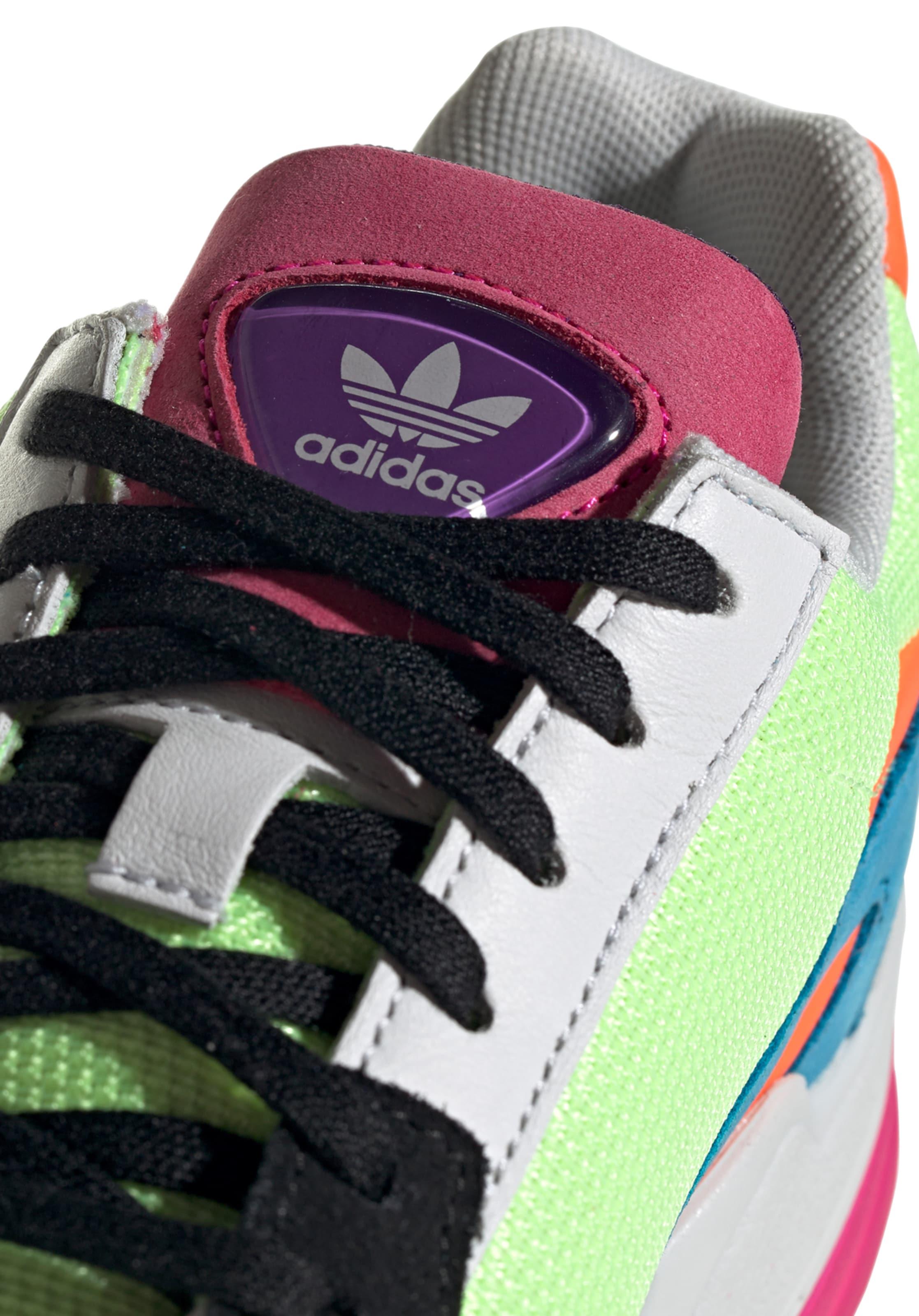In Schwarz 'falcon' HellblauHellgrau Kiwi Adidas Sneaker Originals Dunkelorange b7g6yf