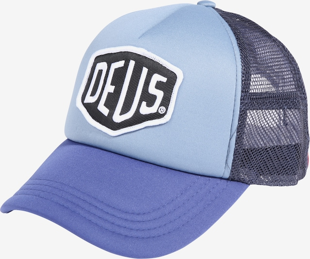 DEUS EX MACHINA Cap 'Baylands' in navy, Produktansicht