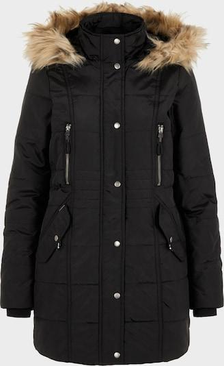 VERO MODA Winterparka in de kleur Zwart, Productweergave