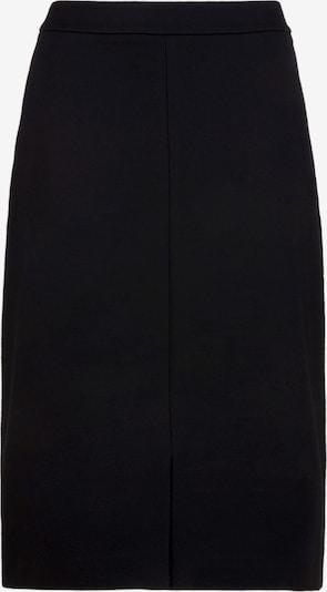 TRIANGLE Bleistiftrock in schwarz, Produktansicht