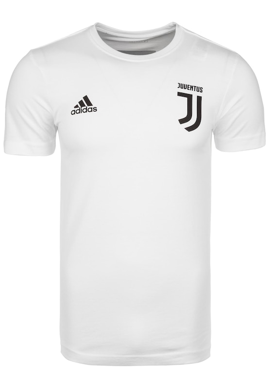 ADIDAS PERFORMANCE T Shirt 'Juventus Turin Graphic Nr. 3' in
