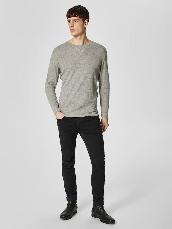 SELECTED HOMME Shirt mit langen Ärmeln