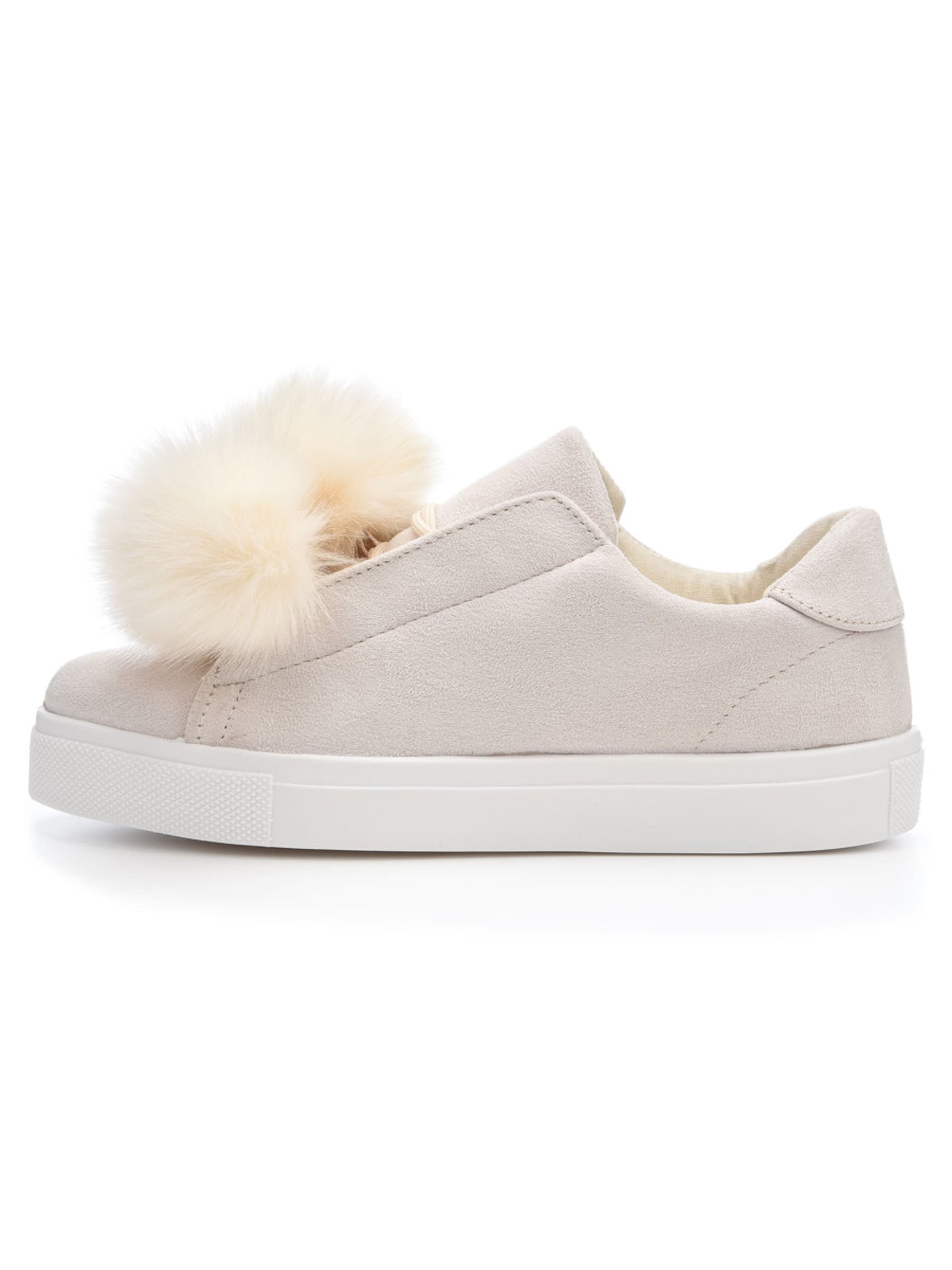 Pompon Pompon sneaker Bianco sneaker Bianco In Creme Bianco In Creme Pompon 8wvOmn0N