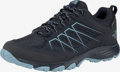 THE NORTH FACE Outdoorschuh 'Venture Fasthike Gore-Tex W' in navy: Frontalansicht