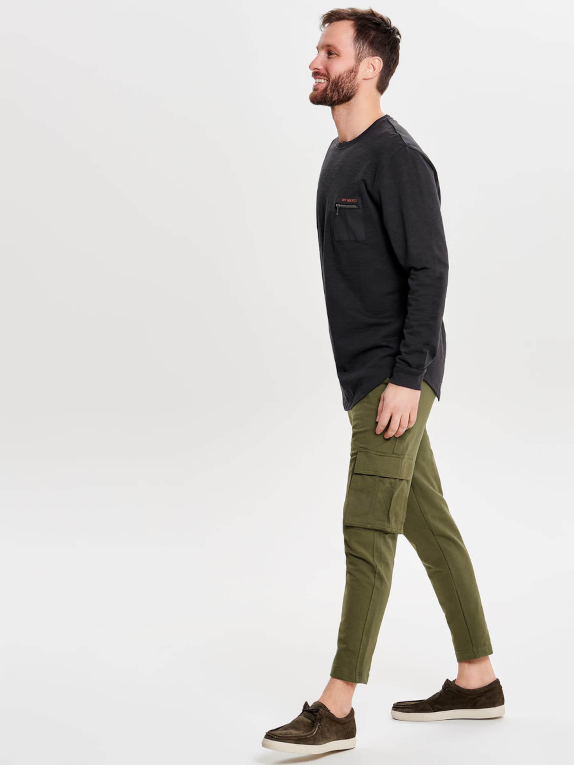 Spielraum Billig Auslass Visa Zahlung Only & Sons Detailliertes Sweatshirt Billig Verkaufen Hochwertige Freies Verschiffen Beliebt Billige Neue Stile qUAomgb0