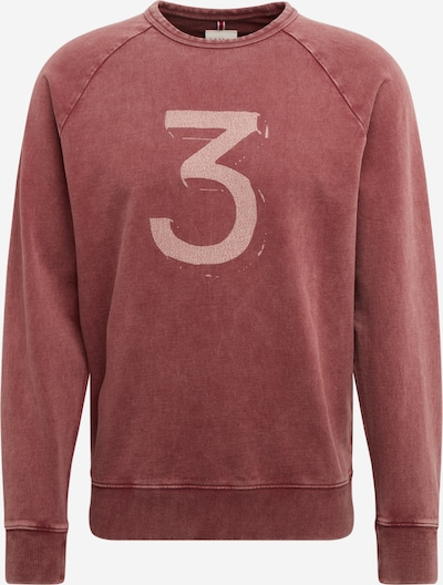 HKT by HACKETT Sweatshirt in mauve, Produktansicht