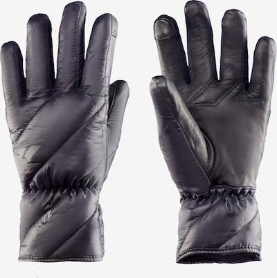 Zanier Handschuhe in schwarz, Produktansicht