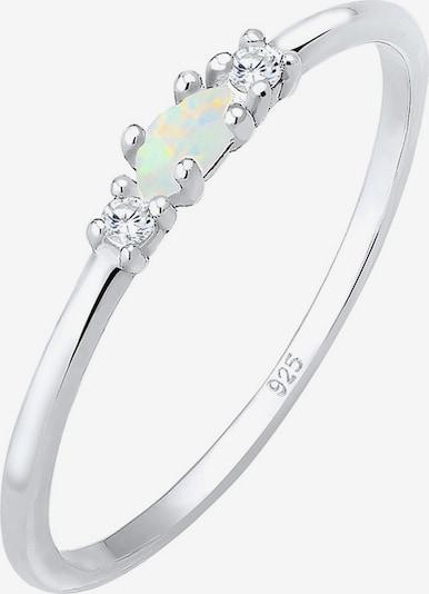 ELLI Sõrmus 'Opal' Hõbe, Tootevaade