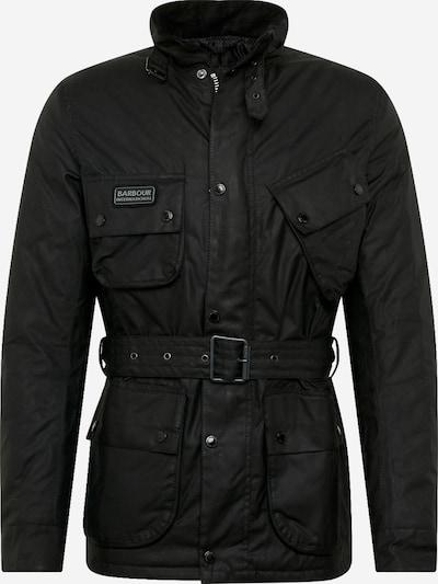 Barbour International Jacke in schwarz, Produktansicht